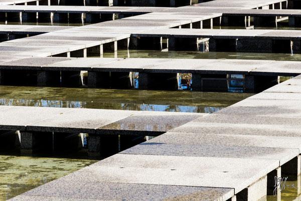 Pietre e acqua n° 2 - Madrid  - (2015)