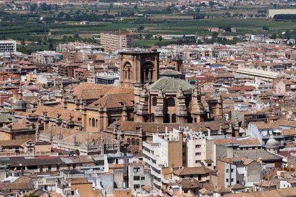 Granada - La cattedrale - (2014)