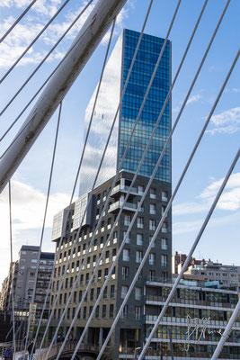 Acciaio, vetro e pietra - Bilbao  - (2016)