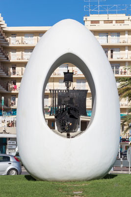 L'uovo di Colombo - Sant Antoni de Portmany - Ibiza - (2017)
