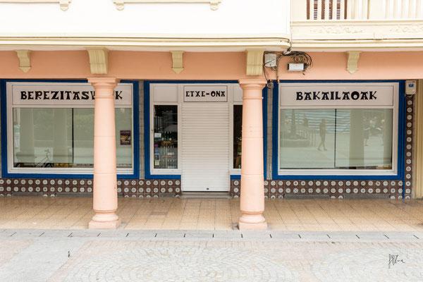 Eppure c'è chi afferma che il basco sia una lingua semplice da apprendere - Zarautz - (2019)