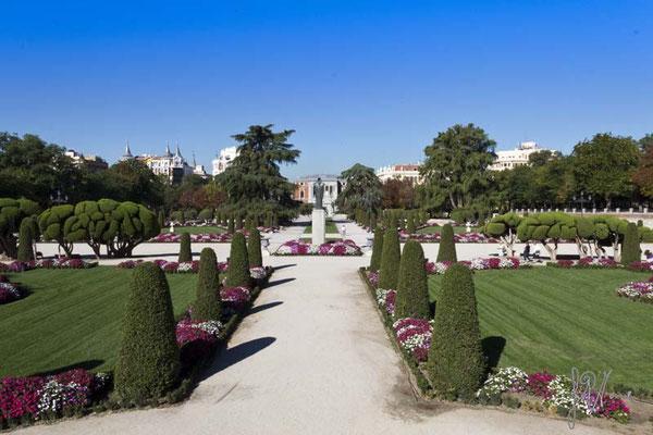 Madrid - Parque Buen Retiro  - (2014)