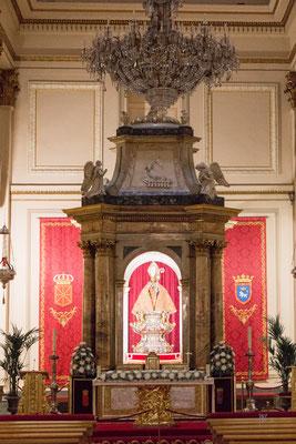 La cappella di San Fermin