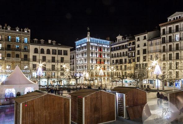 Piazza del Castillo - Pamplona - (2016)
