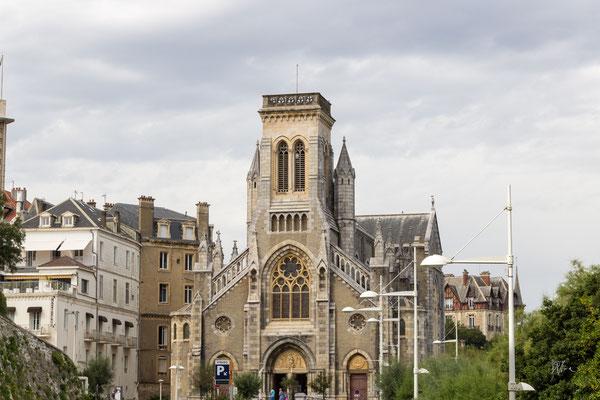 Pietra e cemento - Biarritz - Paesi Baschi Francesi - (2017)