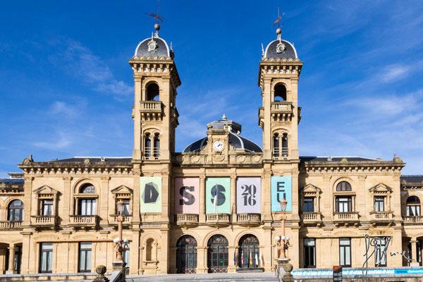 Palazzo della Cultura - San Sebastian - (2016)