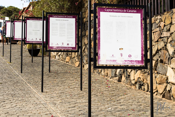 Profondità storica - (Fuerteventura 2017)
