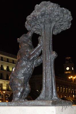 Madrid - Puerta del Sol  - (2014)