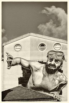 "Enrico Beruschi ""On the wall"""