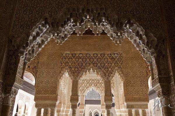 L'Alhambra - La Sala de los mocárabes