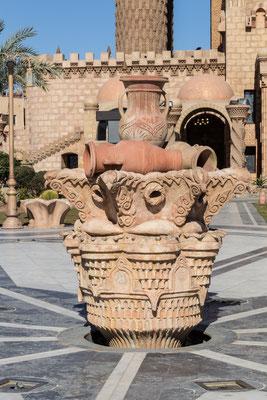Il centro della piazza - Sharm el Sheikh - (2020)