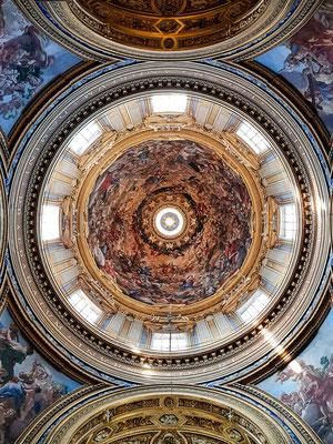 La volta di Sant'Agnese - Roma - (2020)