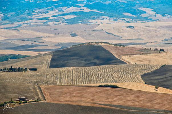 Terra n° 3 - Toscana  - (2012)