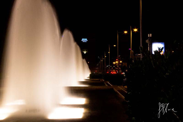 Notturno Spray - (Barcellona 2014)