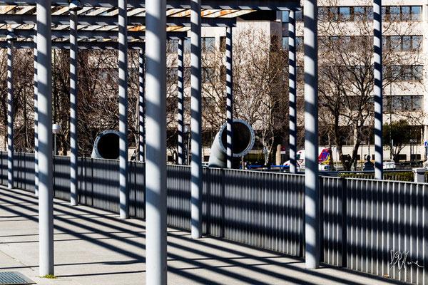 I due cannoni - (Madrid 2015)
