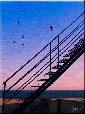 La scala verso il cielo