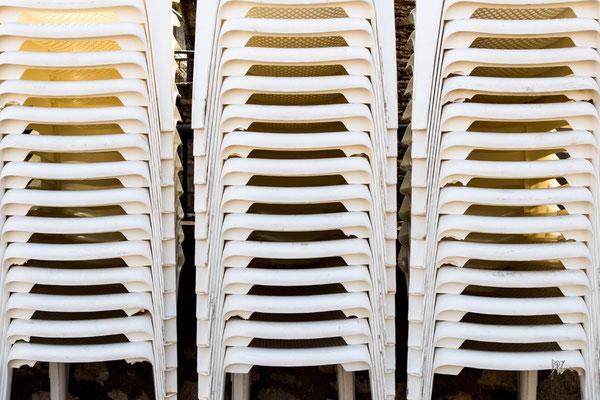 Posti a sedere o sederi senza posto - Peñiscola - (2017)