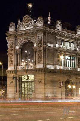 Madrid - Banco de Espana  - (2014)
