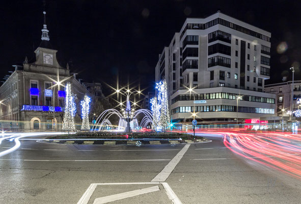Pamplona - Piazza delle Merindades - (2016)