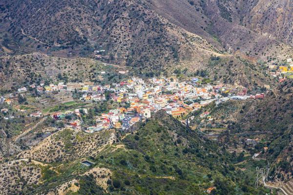 Vallehermoso - La Gomera - Isole Canarie  - (2015)