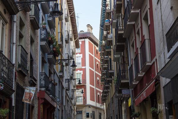 Centro storico - Pamplona - (2016)