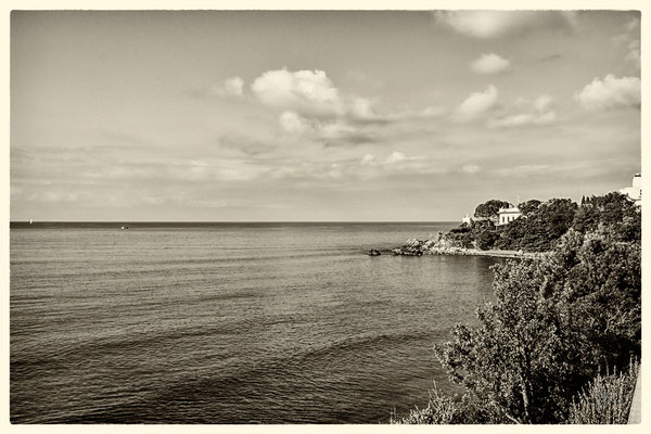 Uno sguardo su Punta del Fortino