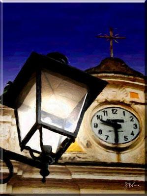 La luce, lo spazio e il tempo