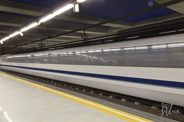 Un treno fantasma