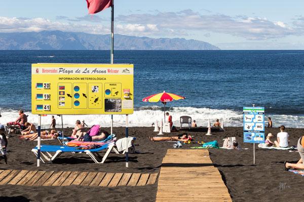 Digital Information - Playa de la Arena - (2019)