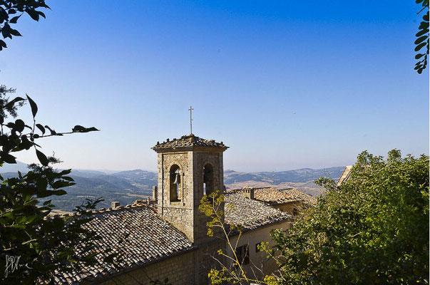 Toscana - Castiglioncello del Trinoro - (2013)