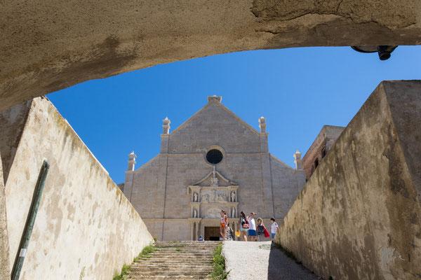 Chiesa di Santa Maria a San Nicola - Isole Tremiti - (2016)