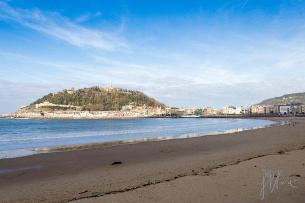 Spiaggia della Concha - San Sebastian - (2016)