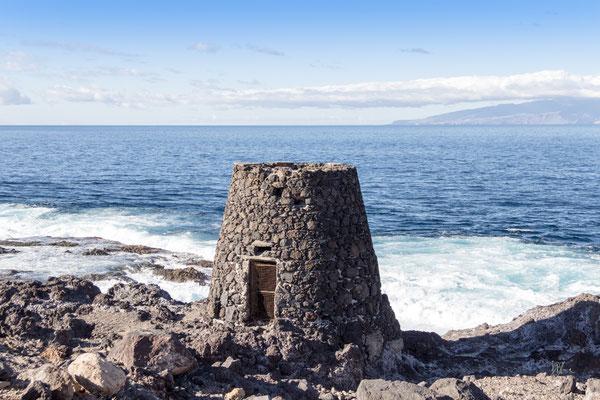 Vecchia torretta di avvistamente - Playa de la Arena - Tenerife - (2019)