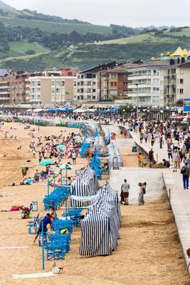 Playa de Zarautz - Paesi Baschi - (2019)