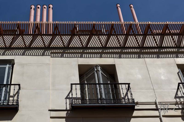 Camini e balconi - Madrid  - (2013)