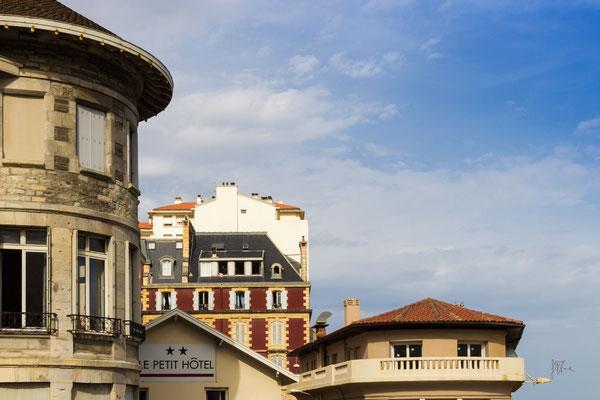 Il piccolo albergo - Biarritz - (2017)