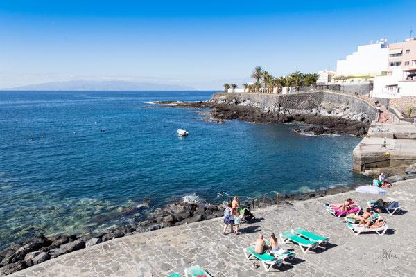 La spiaggia di pietra - Alcalà de Isora - (2019)