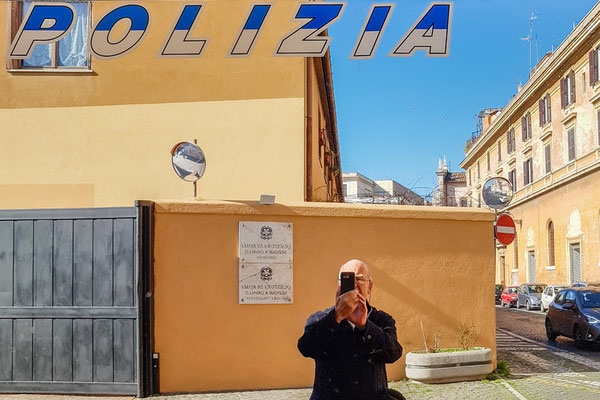 Fermo! Polizia! - Trastevere  - (2020)