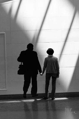 Fuga in bianco e nero - (Granada 2014)
