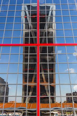 La croce rossa n° 2 - (Madrid 2015)