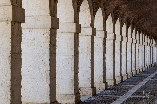 Pietre e luce n° 4 - Aranjuez  - (2015)