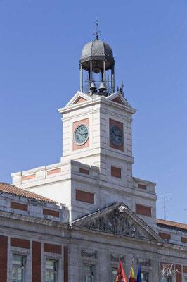 Madrid - Casa real de Correos - (2012)
