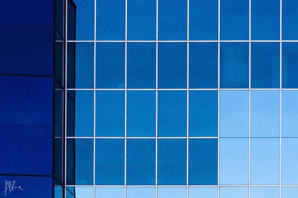 Omaggio a Mondrian n° 2 - Madrid  - (2013)