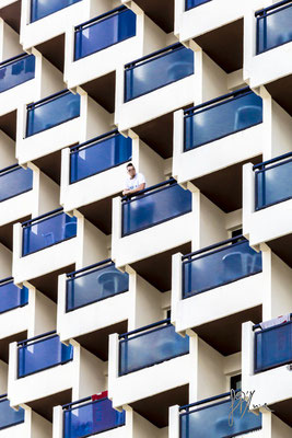 Affaccio solitario - (Tenerife 2015)