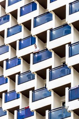 Affaccio solitario - Tenerife  - (2015)