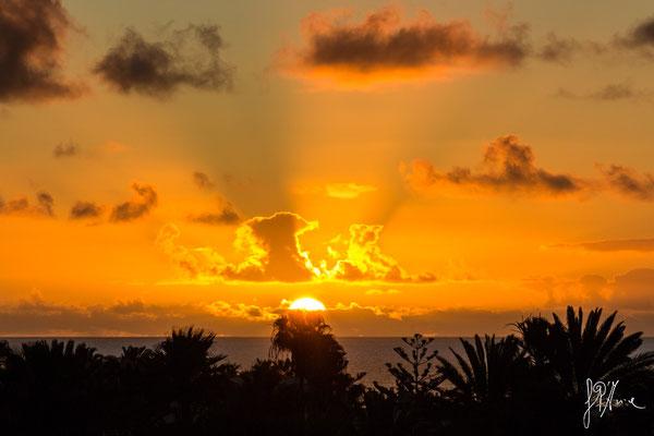 Alba o tramonto? - Lanzarote - (2017)