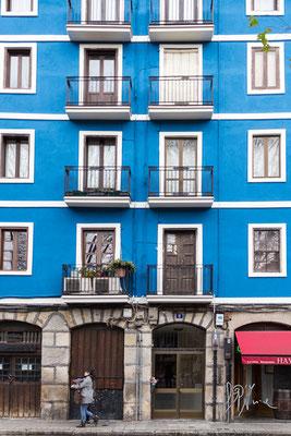La grande casa blu - (Bilbao 2016)
