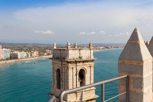 Il campanile sul mare - Peñiscola - (2017)