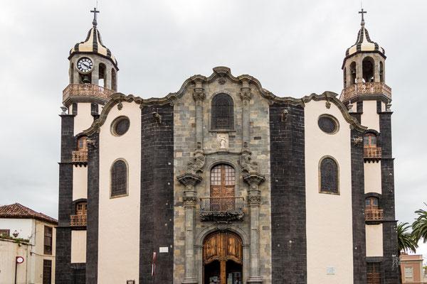 Iglesia de Nuestra Señora de la Conception - La Orotava - Tenerife - (2019)