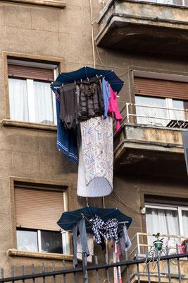 L'ombrello senza manico - (Bilbao 2016)
